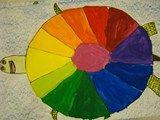 Artsonia Art Exhibit :: 2nd Grade Turtle Color Wheels