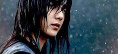 Warrior Baek Dong Soo - yeo woon was soo beautiful i loved him even though he was bad