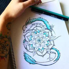 Miyazaki Tribute tattoo design on Behance More #AwesomeTattooDesignsAndIdeas