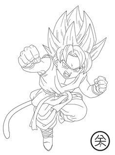 Dragon Ball Manga Drawing Searching
