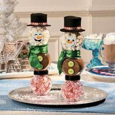 Ingredients  Plastic/glass jars Snowman Face Stickers Foam Sheets Ribbon