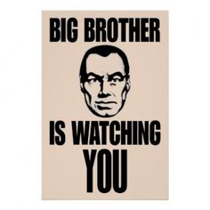 Benevolent Big Brother – 3 reasons why you absolutely need to have one by Minter Dial