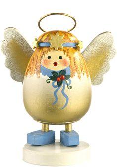 Engel http://www.bestofchristmas.com/Raeuchermaennchen/Original-Raeuchermaennchen-aus-der-Rothenburger-Weihnachtswerkstatt/Original-Kaethe-Wohlfahrt-DUFTLMAENNCHEN/Weihnachten/Engel-Duftl.html?campaign=pinterest/Duftl/Engel