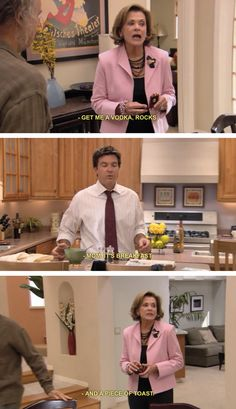 Why didn't I watch Arrested Development sooner? -- Never forget the most important meal of the day.