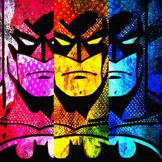 Resultado de imagen para batman pop art wallpaper