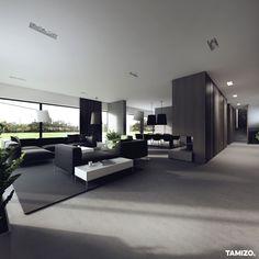 Single-family house interior design, torun Tamizo Architects Source by gmproject