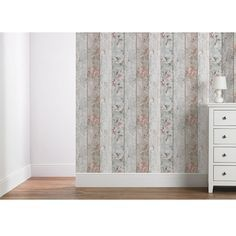 Superfresco Wallpaper Romantic Wood