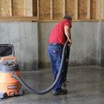Basement How to Apply Epoxy Paint to a Workshop Floor Selecting The Right Home Builder Article Body: Epoxy Floor Basement, Leaking Basement, Basement Kitchen, Jean Jacket Outfits, Cute Outfits With Jeans, Home Design, Basement Furniture, Furniture Ideas, Lawn Care Tips
