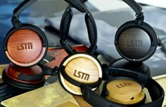 Small businesses made an eco-impact in 2012, too, and one of those businesses was L.A.-based LSTN Headphones. The company makes headphones and earbuds out of reclaimed wood that would otherwise end up in landfills. But that's not all.     Through a partnership with Soundseekers, a portion of their proceeds help fund clinics in Africa and India where deaf children are fitted with hearing aids.