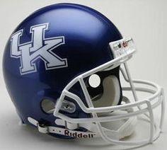 Kentucky Wildcats Football Helmet