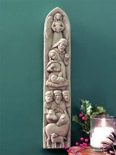 Joy to the World Nativity Signed ,Numbered Ltd. Ed - Carruth Studio