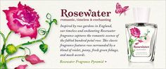 Rosewater Collections | Crabtree & Evelyn  - i love pretty much everything they have in this scent. would like the fragrance diffuser for my office.