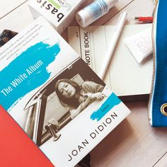 How to Pack Like Joan Didion