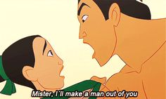 13 Reasons Why Mulan is the Most Badass Disney Princess Ever (even though her title is technically just general's wife unless Shang moves up)
