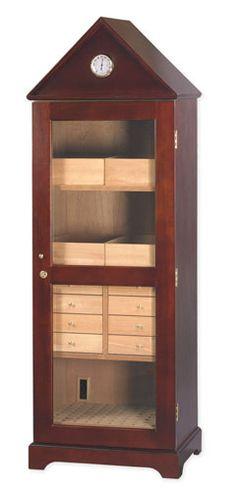 The Verona  Item #: HUM-1000  2000 Cigar - House Humidor