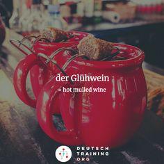 """Aufgabe 472  """"Lass uns auf den Weihnachtsmarkt gehen und zusammen _____ Glühwein trinken!""""  a) ein b) eine c) einen German Grammar, Grammar And Vocabulary, Learn German, Mulled Wine, Fun Workouts, Mugs, Learning, Tableware, Audio"""