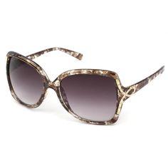 ad89ae4f1ede90 Lunettes Soleil Lolita monture Marron et Gris  nouveautée  lunettessoleil   mode sur  hatshowroom