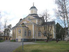 Teerijärven kirkko Finland, Mansions, House Styles, Home Decor, Historia, Decoration Home, Manor Houses, Room Decor, Villas