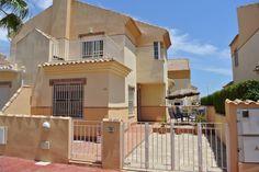 RicaMar Homes Real Estate | 3 Bedroom 2 bathroom semi-detached villa in Lo Marabu