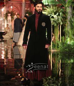 Fawad Khan For AICW2016 #Menswear