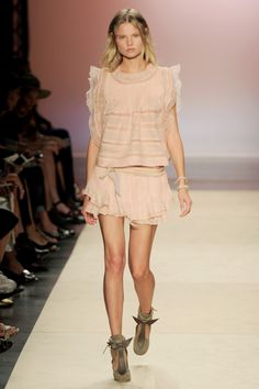 Paris Fashion Week Spring 2014: The Looks We Love  - Isabel Marant Spring 2014