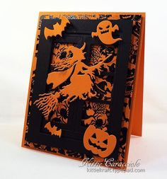 Cricut Hello Kitty Halloween Witch Cardstock Die Cut//Cuts Set