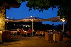 Restaurant Der Seehof. Goldegg. To Go, Restaurant, Patio, Heart, Outdoor Decor, Home, Winter Scenery, Hiking Trails, Vacation