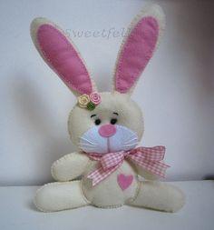 Bunny felt
