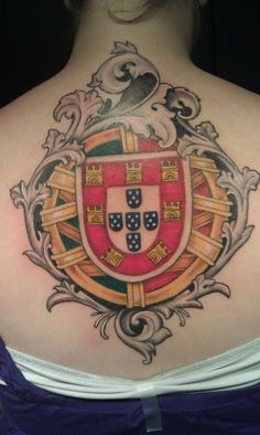 Portuguese tattoo - I would make it small & put on my side or stomach or shoulder :):)