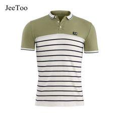 2017 New Arrival Men Polo Shirts Short Sleeve Casual Mens Tee