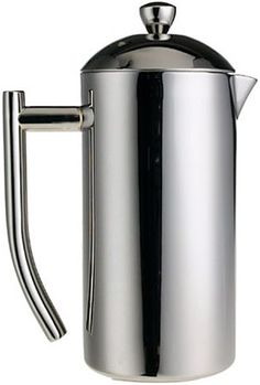 freiling stainless steel french press. beautiful design.