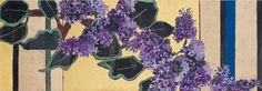 Robert Kushner - Evening Lilacs 2016