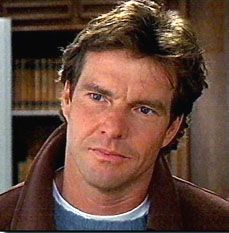 Dennis William Quaid is an American actor known for his comedic and dramatic roles. First gaining widespread attention in the 1980s, his career rebounded in the 1990s after he overcame an addiction to drugs and an eating disorder.