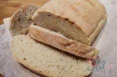 Extra jemný hrnkový chléb i pro začátečníky, který stačí jen zamíchat vařečkou. | NejRecept.cz Jena, Bread, Food, Brot, Essen, Baking, Meals, Breads, Buns