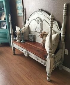 "Excellent ""cheap home decor diy"" info is offered on our internet site. Have a look and you will not be sorry you did. Farmhouse Furniture, Farmhouse Table, Vintage Furniture, Painted Furniture, Farmhouse Decor, Country Farmhouse, Home Decor Items, Cheap Home Decor, Diy Home Decor"
