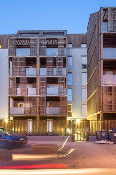 Habitação Social em BONDY / Guérin & Pedroza architectes
