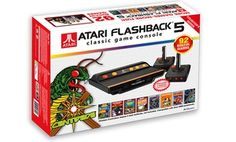 Groupon - Atari Flashback 5 Classic Game Console with 92 Built-In Games in [missing {{location}} value]. Groupon deal price: $39.99