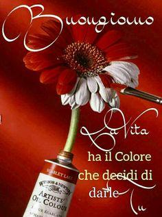 Buongiorno Good Morning, Christmas Ornaments, Holiday Decor, Sunflower Paintings, Cristiani, Genere, Emoticon, Tweety, Den