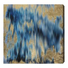 Burst Creative 'Cosabella' Canvas Art (16x16)