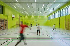 ShowCase: Stelzhamerschule Linz | Features | Archinect