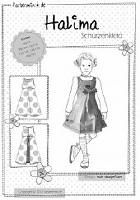 Site met diverse patronen voor kinderkleding (betaald) Kleider - farbenmix-de