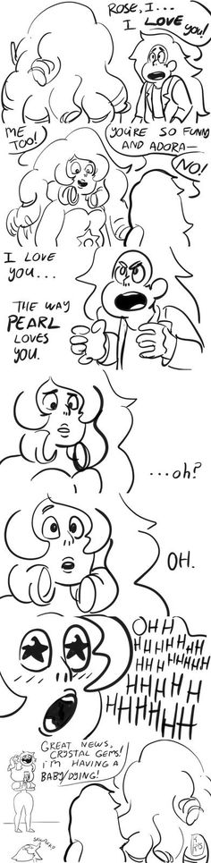 A context anyone could understand. <<< Loving someone the way Pearl loved/loves Rose is unhealthy.