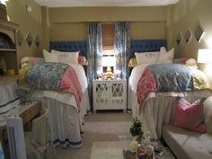 Ole' Miss Dorm Room