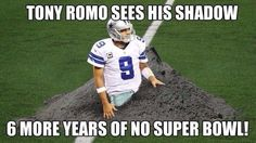 Lmao get back in your Hole Romo!