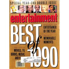 Entertainment Weekly, December 28 1990 | $4.31