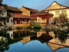 Suzhou, China - Set in Jiangsu Province close to Shanghai, Suzhou has canals running throughout. With historic buildings to be viewed from the water, this is one of the most stunning canal cities. It is a peaceful place to visit and the Chinese gardens add a splash of color to the city. To see the best of Suzhou, you need to travel along the Grand Canal, and when in the Old Town there are plenty of shops, cafes and restaurants. The opera house and temples should be on your sightseeing list.