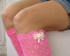 Boot Socks Lace Boot Cuff Socks Leg Warmer Women's by fairstore, $16.00