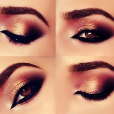 Eye Makeup ❤ liked on Polyvore featuring beauty products, makeup, eye makeup, eyes and beauty
