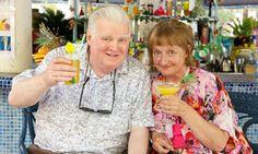 Benidorm star Kenny Ireland dies aged 68 after cancer battle