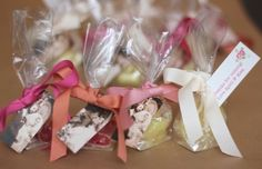 Rhubarb  Rose: Wedding: DIY Favours